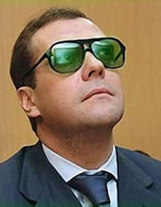 Президент Российской Федерации (2008–2012) Дмитрий Медведев