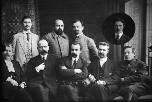 Первое украинское правительство — Генеральный секретариат (1917)