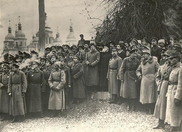 Провозглошение III Универсала Украинской Центральной Рады (1917)