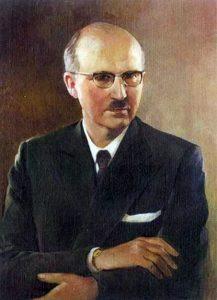 Заместитель главы ОУН(б) Ярослав Стецько