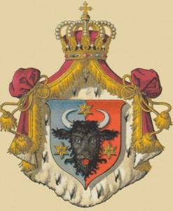 Герб Герцогства Буковина
