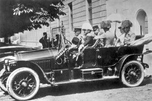 Последний день в жизни наследника австрийского и венгерского престолов эрцгерцога Франца Фердинанда и его супруги герцогини Софии (Сараево, 28 июня 1914 г.)