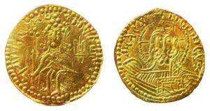Златник Влаадимира Святославича из коллекции Эрмитажа