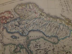 В эстонском атласе 1859 г. Швеция - ROOTSI (да и сейчас)