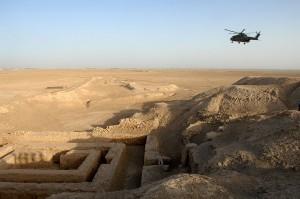 Раскопки в Уруке