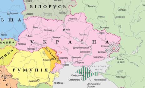 Karta Centralno Vostochnoj Evropy Na 2014 God Likbez