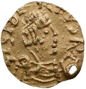 Тремисс Сигиберта І (561 – 575)