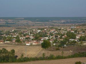 Современный вид городка Визе (античный и средневековый Визи).