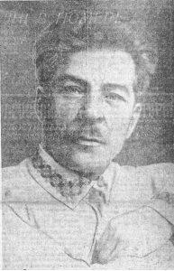 Постишев у вишиванці ВУЦВК 15 березня 1935