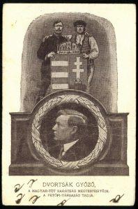 Dvortsák Győző. Magyar-Tót barátság megtestesítője, a Petőfi Társaság tagja