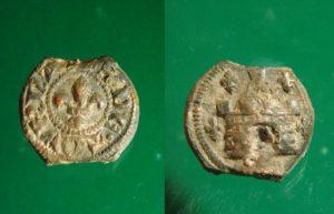 Найденные на территории летописного Галича торговые пломбы из города Турне (XIV - начало XV в.)