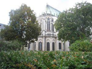 Абатство Сен-Дені (Париж, Франція). Місце поховання короля Генріха І