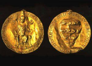 'Золота булла' угорського короля Андрія ІІ