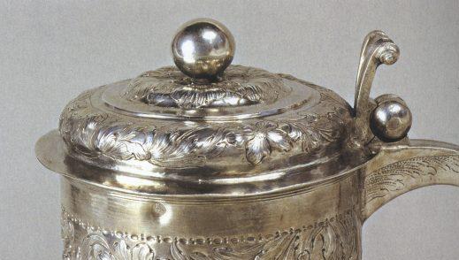 Невідомий майстер. Кухоль із зображенням гетьманського герба, XVII ст.