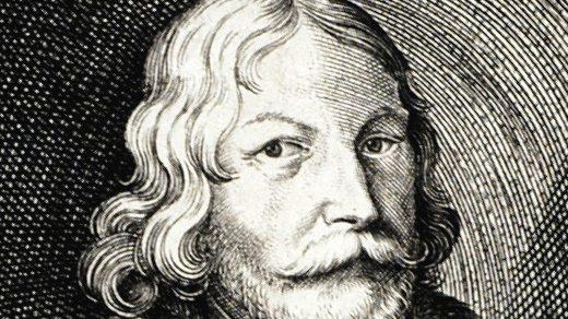 Леонтій Тарасевич. Портрет Василя Голіцина, кін. XVII ст.
