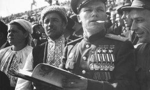 Тричі Герой Радянського Союзу Іван Кожедуб