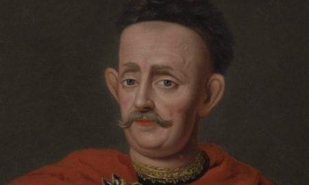 Невідомий художник. Портрет Казиміра Яна Павла Сапєги, поч. XVIII ст.